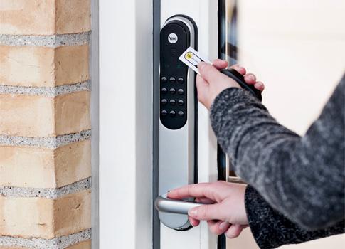 Frisk DL Sikring Yale Doorman | DL Sikring PS-39
